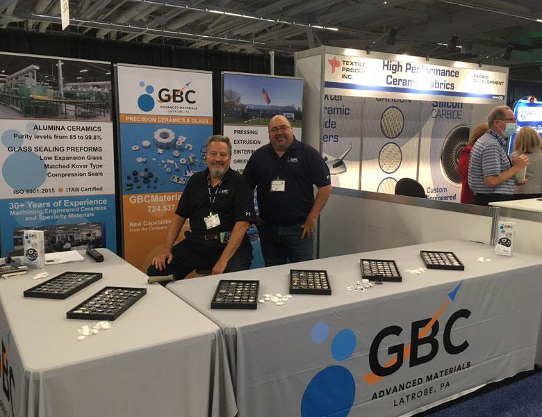 GBC Advanced Materials Ceramics Expo